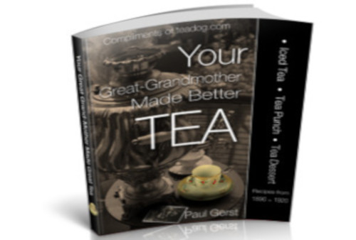 tea ebook